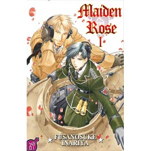 Acheter Maiden Rose sur Amazon