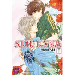 Acheter Super Lovers sur Amazon