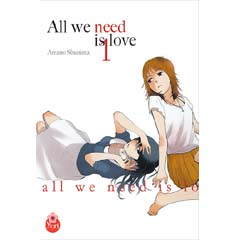 Acheter All we need is Love sur Amazon