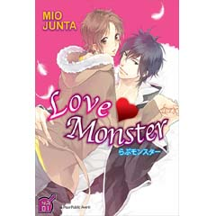 Acheter Love Monster sur Amazon
