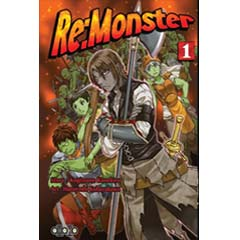 Acheter Re:Monster sur Amazon