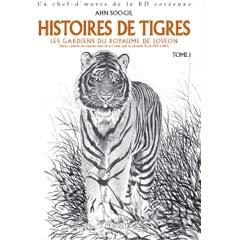 Acheter Histoires de tigres sur Amazon
