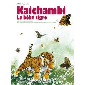 Acheter Kaichambi, le bébé tigre sur Amazon