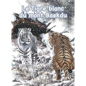 Acheter Le Tigre Blanc du Mont Baekdu sur Amazon