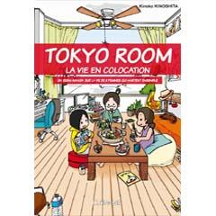 Acheter Tokyo Room, la vie en colocation sur Amazon