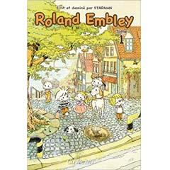 Acheter Roland Embley sur Amazon