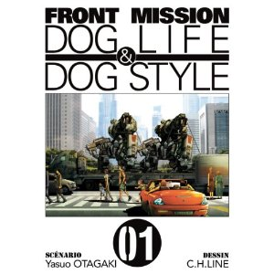 Acheter Front Mission - Dog Life and Dog Style sur Amazon