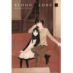 Acheter Blood Alone sur Amazon