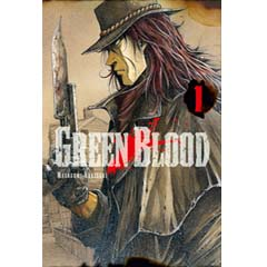 Acheter Green Blood sur Amazon