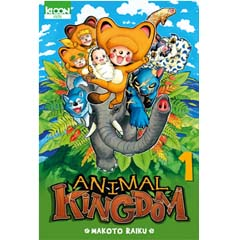 Acheter Animal Kingdom sur Amazon