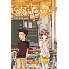 Acheter Silent Voice sur Amazon