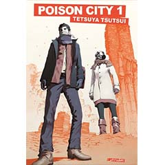 Acheter Poison City Grand Format sur Amazon