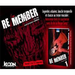 Acheter Re/member sur Amazon