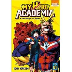 Acheter My Hero Academia sur Amazon