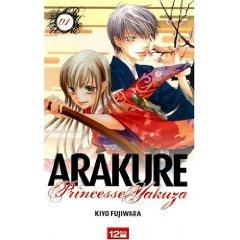 Acheter Arakure sur Amazon