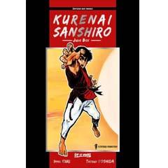 Acheter Kurenai Sanshiro - Judo Boy sur Amazon