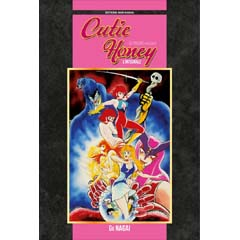 Acheter Cutey Honey sur Amazon