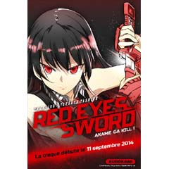 Acheter Red Eyes Sword - Akame Ga kill sur Amazon