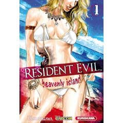 Acheter Resident Evil - Heavenly island sur Amazon