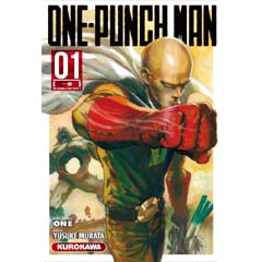 Acheter One-Punch Man sur Amazon