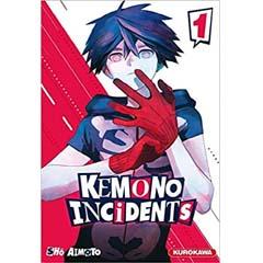 Acheter Kemono Incidents sur Amazon