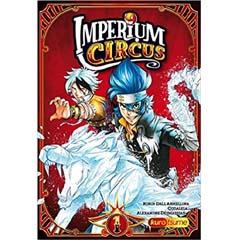 Acheter Imperium Circus sur Amazon
