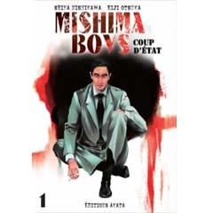 Acheter Mishima Boys, coup d'état sur Amazon