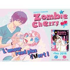 Acheter Zombie Cherry sur Amazon