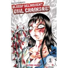 Acheter Bloody Delinquent Girl Chainsaw sur Amazon
