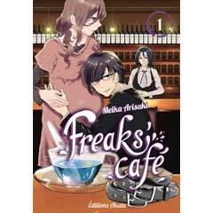 Acheter Freaks' Cafe sur Amazon