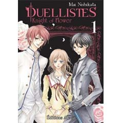 Acheter Duellistes, Knight of Flower sur Amazon