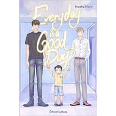 Acheter Everyday is a Good Day sur Amazon