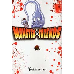 Acheter Monster Friends sur Amazon