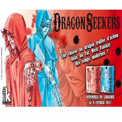 Acheter Dragon seekers sur Amazon