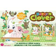 Acheter Happy Clover sur Amazon