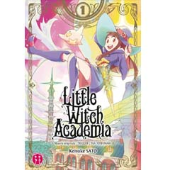 Acheter Little Witch Academia sur Amazon