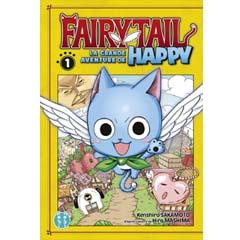 Acheter Fairy Tail, la grande aventure de Happy sur Amazon