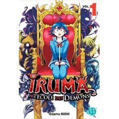Acheter Iruma à l'école des démons sur Amazon