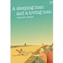 Acheter A sleeping man and a loving man sur Amazon