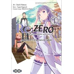 Acheter Re:Zero – Re:Life in a different world from zero sur Amazon