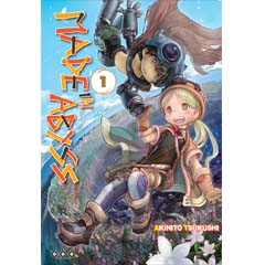 Acheter Made in Abyss sur Amazon