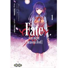 Acheter Fate/Stay Night - Heaven's Feel sur Amazon