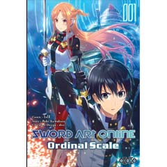 Acheter Sword Art Online – Ordinal Scale sur Amazon