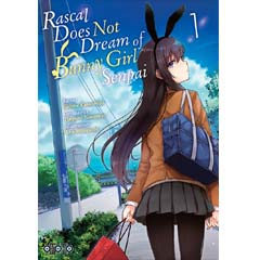 Acheter Rascal Does Not Dream of Bunny Girl Senpai sur Amazon