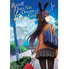 Acheter Rascal Does Not Dream of Bunny Girl Senpai sur Amazon