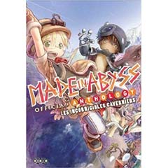 Acheter Made in Abyss Anthology sur Amazon
