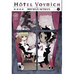 Acheter Voynich Hotel sur Amazon