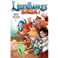 Acheter Les Légendaires Saga sur Amazon