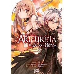 Acheter Arifureta - De zéro à héros sur Amazon