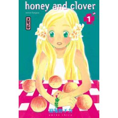 Acheter Honey and Clover sur Amazon